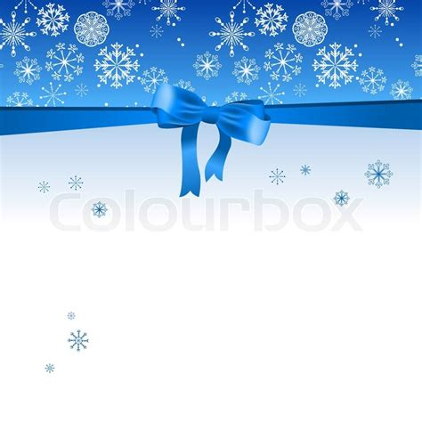 find your joy 24 lighted holiday bow beautiful blue background with bow stock vector colourbox