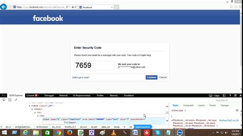 tutorial hack account facebook how to hack a facebook account update tutorial youtube