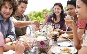 food raves are the future of eating new report claims