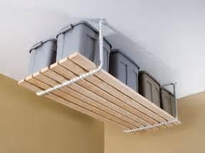 overhead storage shelves is overhead garage storage a wise decision elliott spour