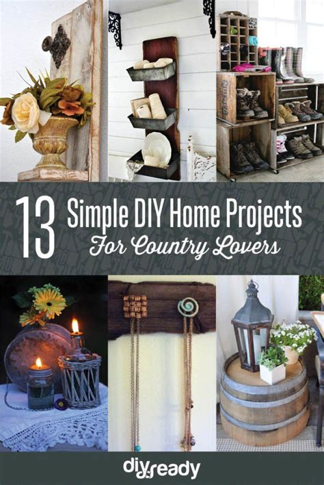 diy ready s amazingly easy diy projects for anyone who