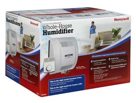 house fans at walmart honeywell he360a fan powered whole house humidifier