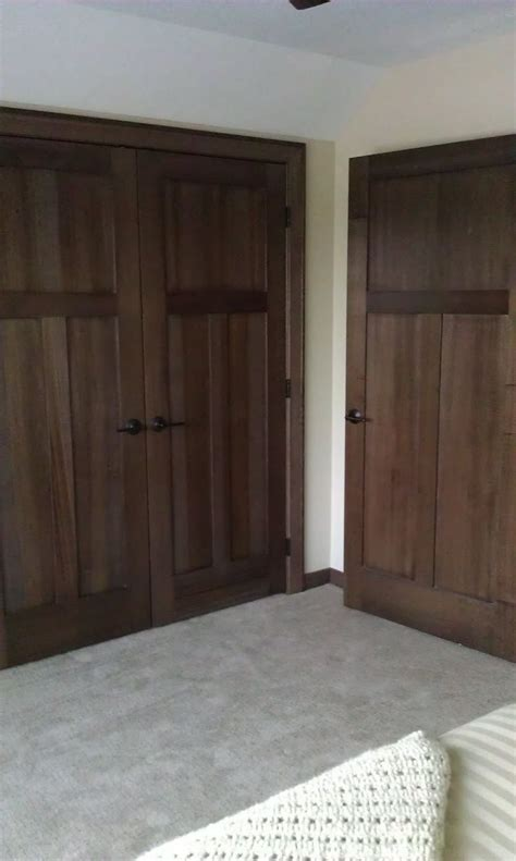 Stained Interior Doors by Pin By Bayer Built Woodworks On Interior Doors