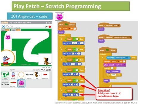 coding play coding for play fetch scratch project