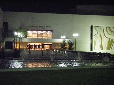 centro de bellas artes santurce parada 22 de diego ave avenida de las artes