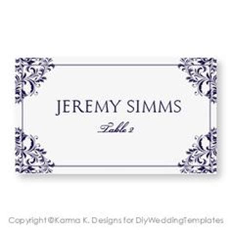 free wedding place card software 1000 images about wedding place cards on