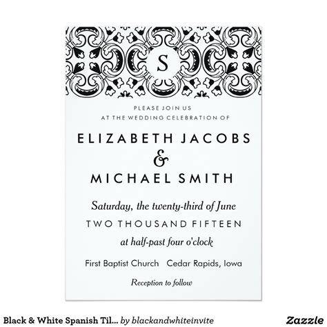 templates for wedding invitations in spanish wedding invitations in spanish modern templates