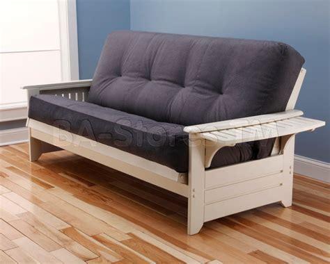 futon frames nyc phoenix antique white futon frame with futon mattress in