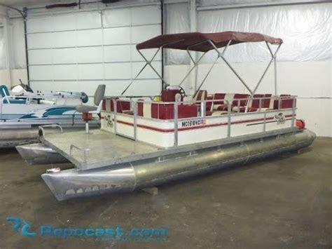 pontoon boats palm beach 1986 palm beach 20 pontoon for sale online auction