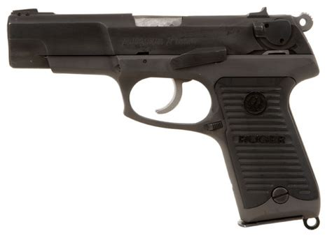 Rug R by Deactivated Sturm Ruger P85 Modern Deactivated Guns