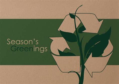 Gift Card Recycle - recycle symbol greenings recycled christmas cards from cardsdirect