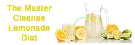 Coming The Master Cleanse Lemonade Detox Diet top 6 best fad diets that really work us2