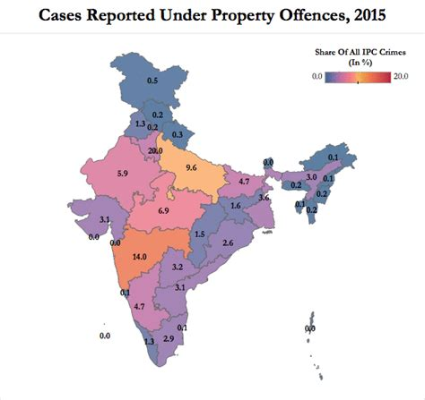 Property Records Delhi India S Highest Property Crime Rate In Delhi In 2015 Indiaspend Journalism India