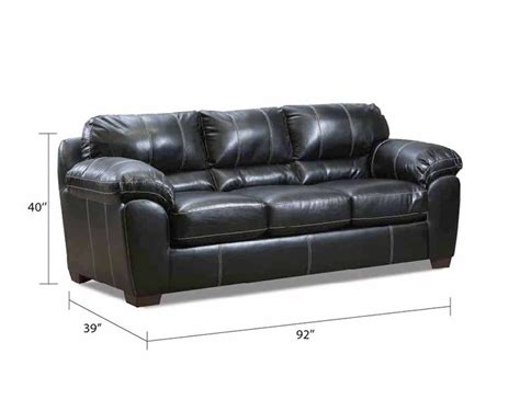 Loveseat Sectional Sofas Black Fabric Set Yahtzee Onyx Sofa And Loveseat American Freight