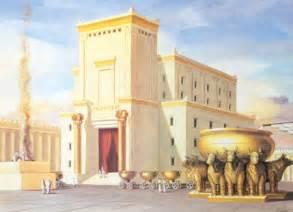 King solomon s temple poster