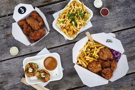 jerkin chicken food truck only jerkin kerb the best of london street food