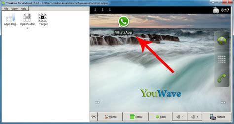tutorial youwave whatsapp wie man whatsapp auf windows rechnern nutzt tutorials
