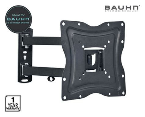 swing tv bracket swing arm tv mount bracket or dual wall mountable dvd