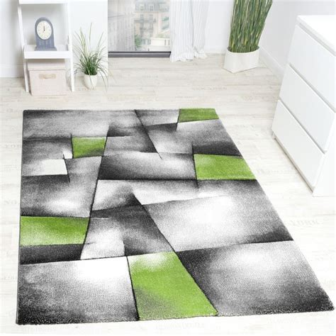 Modern Large Rugs Modern Rug Carpet Abstract Design Living Room Mat Grey
