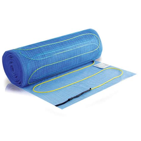 Electric Mats Underfloor Heating by Thermonet Ez 150w M2 Electric Underfloor Heating Mat