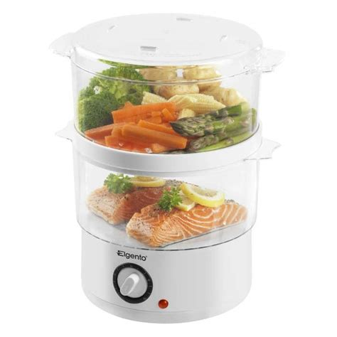 Sandwich Toasters With Removable Plates 2 Tier Steam Cooker