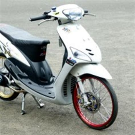 Sokbreker Ktc Mio Modifikasi Yamaha Mio 2008 Tergoda Racun Thailook Gilamotor