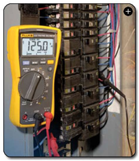 Multitester Fluke 115 fluke 115 compact true rms digital multimeter