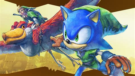 Link Time Fabsugar Want Need 53 by Sonic Lost World The Legend Of Zone Trailer Ign