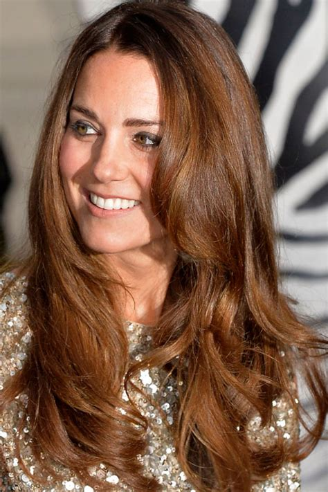 Red Color Combination by 30 Chocolate Brown Hair Color Ideas