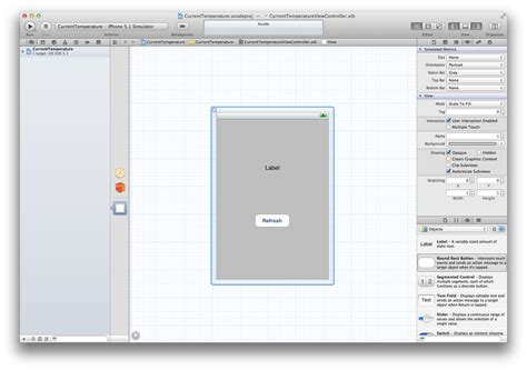 xcode layout iphone ipad iphone ipad development with monotouch a tutorial