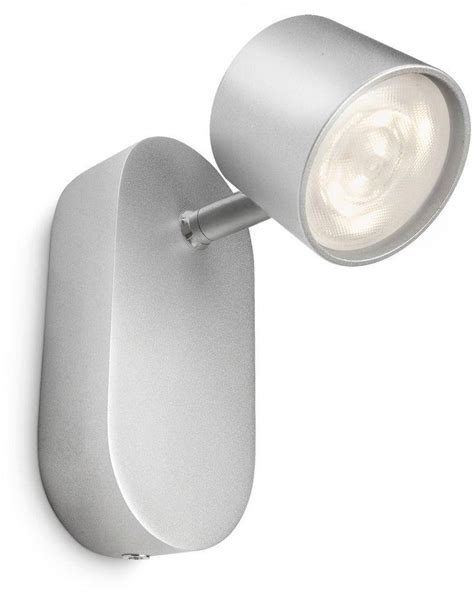 philips myliving adjustable ceiling spot light aluminium