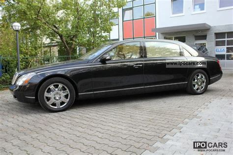 how petrol cars work 2003 maybach 62 security system 2003 maybach 62 long car photo and specs