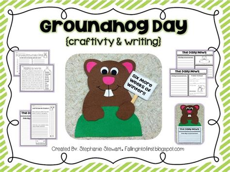 groundhog day update 14 best images about grade 6 newspaper unit on