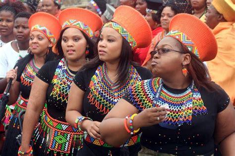 Traditional Wedding Attire Zulu by Zulu Wedding Dress Blushing Makoti