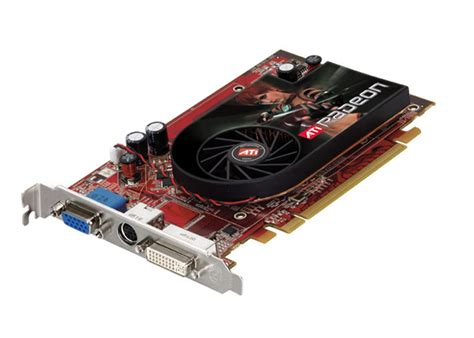 who makes graphics cards amd ati radeon x1300 pro 256 mb agp card