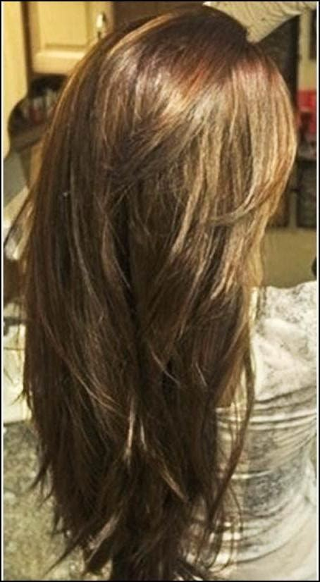 long layered hair photo gallery photo gallery of long hairstyles layers back view viewing