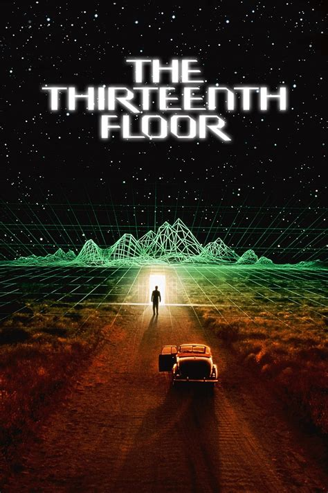 thirteenth floor  posters