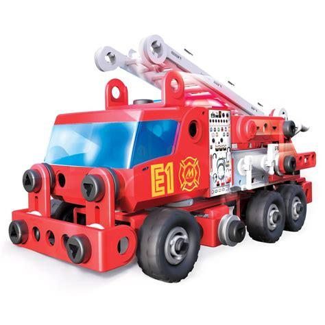 rescue junior meccano junior rescue truck modellbau b 246 ckle