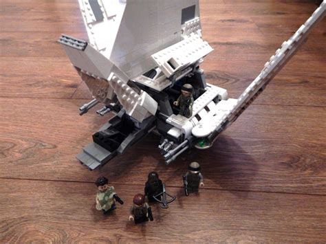 Wars Tiny Imperial Ships Micromacines lego wars imperial shuttle tydirium