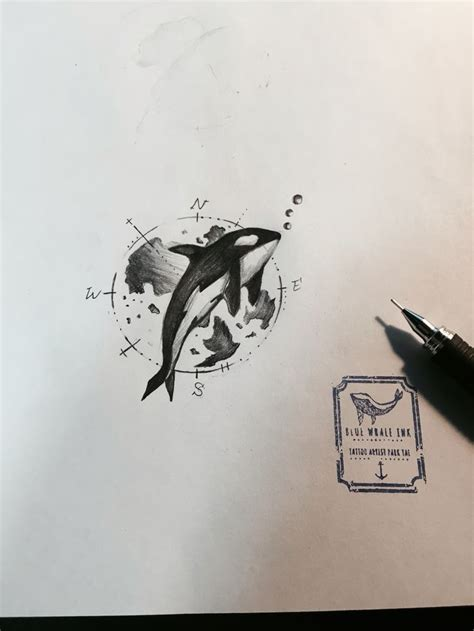 killer whale tattoo designs best 25 orca ideas on