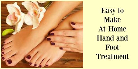 easy at home and foot treatment nyc