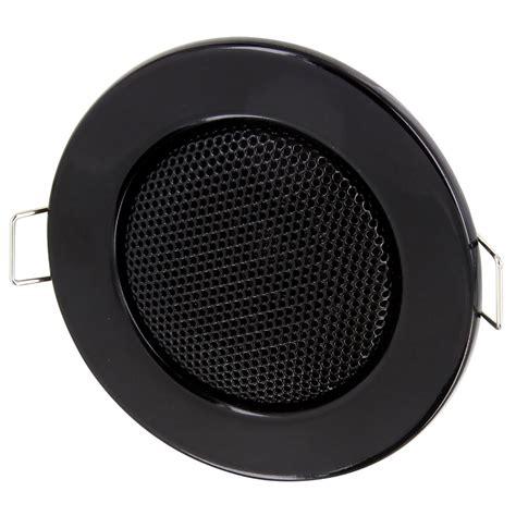 decke schwarz mini decke einbaulautsprecher metall klemm decken einbau