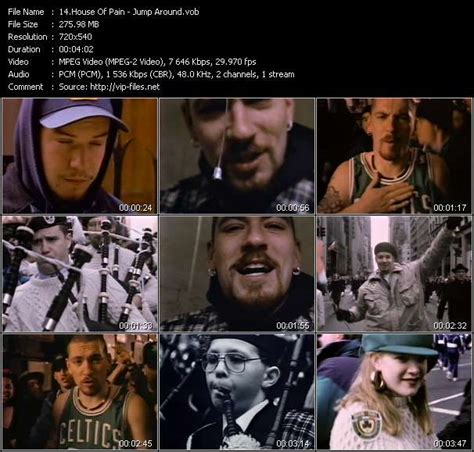 house of pain jump around music video house of pain jump around download music video clip from vob collection 171 wolfram
