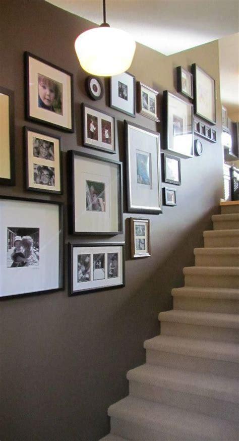 collage de fotos en cuadros para pared collages gratis m 225 s de 25 ideas incre 237 bles sobre fotos de escalera en