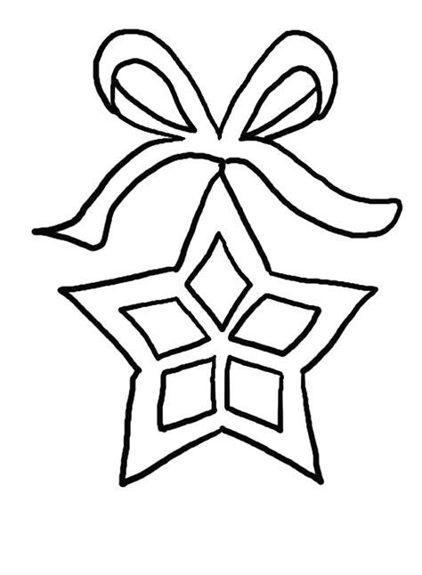 coloring page of a christmas star star coloring pages to print az coloring pages