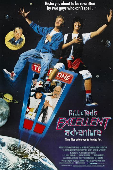 ted s time travel special bill and ted s excellent adventure