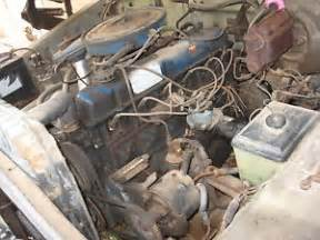 Ford 240 Inline 6 Complete Running Engine 1976 Ford 300 6 Cylinder F100 F150