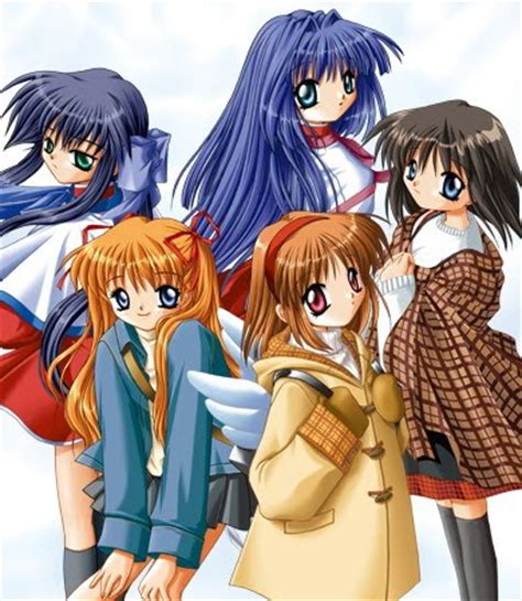 5 Anime Friends by Anime The Five Best Friends