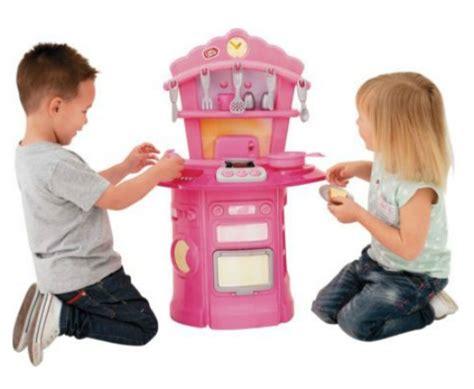 Chad Valley Chef Play Kitchen by Chad Valley Pink Kitchen Playset 163 9 99 Argos