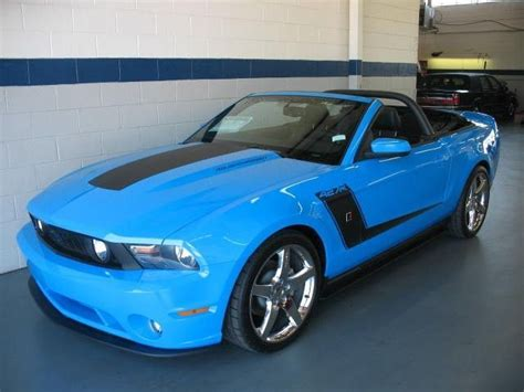 roush mustang convertible for sale 2010 ford mustang roush 427r convertible for sale from